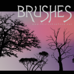 Tree Brushes-NOR0013