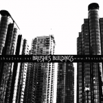 Brushes buildings-NOR0014